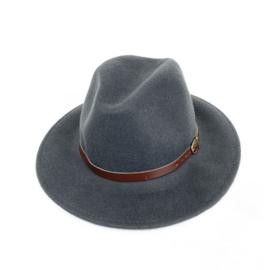 Hat Wool Dark Gray