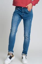 Boyfiend jeans, Blue Denim