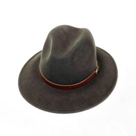 Hat Wool Brown