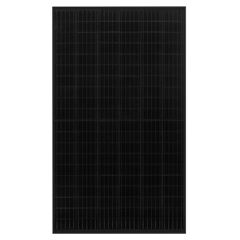 Zonnepaneel Jinko Solar 320 wp Cheetah All Black (Half-Cells)