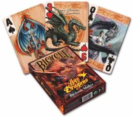@Pokerkaarten Age of Dragons Anne Stokes