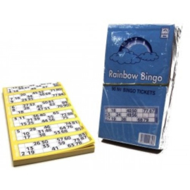 Lotto kien-blocs 10 blocs met 600 vel