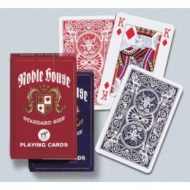 Speelkaarten Geplastificeerd Piatnik Noble House 12 Stuks