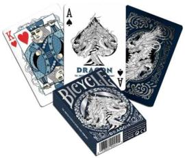 @Pokerkaarten Bicycle Dragon Premium