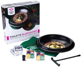 @Rouletteset Black-Jack set 12 inch/30 cm