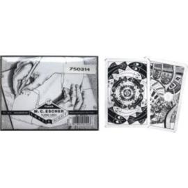 @SpeelkaartenSET Escher Left&Right dubbel