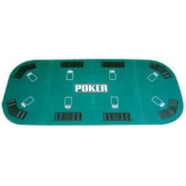@Pokertafel groot tabletop 180x90cm vouwbaar