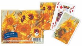 @ Speelkaarten-Set Van Gogh Sunflowers