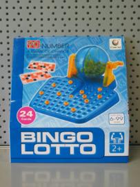 @Bingo Spel Compleet met 48 kaarten
