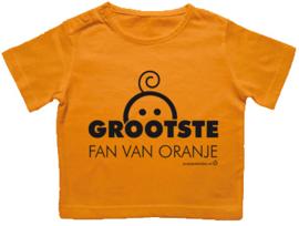 Grootste fan van oranje