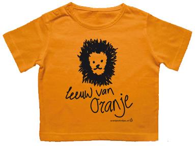 Leeuw van Oranje