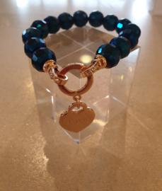 Armband Love Blue #5