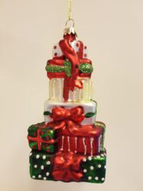 Kerst Ornament Presents #022