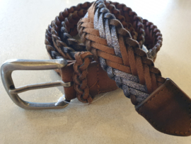 Riem Silver Brown