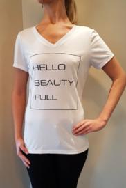 Tshirt Hello! White