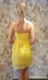 Jurk Yellow