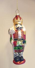 Kerst Ornament Nutcracker #030