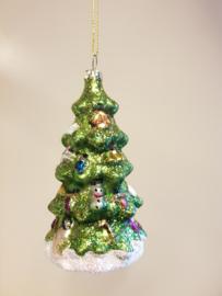 Kerst Ornament Christmas Tree #021