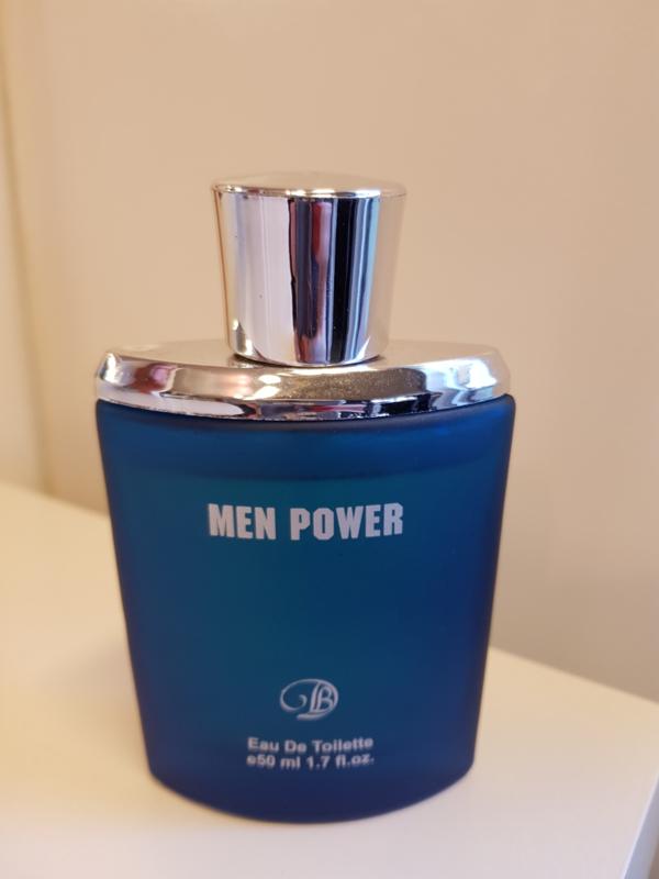 "Men Power-""JEAN's male scent"""