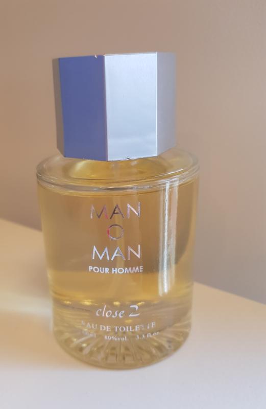"""Man o Man-""""LAURENT pour Homme"""""""