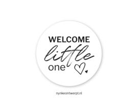 Sticker | Welcome little one