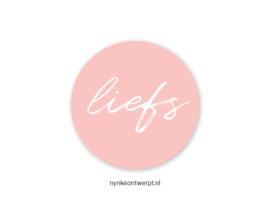 Sticker | Liefs