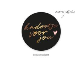 Sticker | Kadootje voor jou