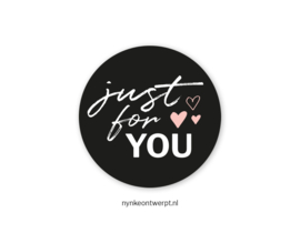 Sticker | Just for you