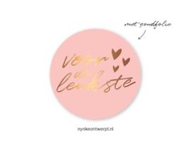 Sticker | Voor de leukste