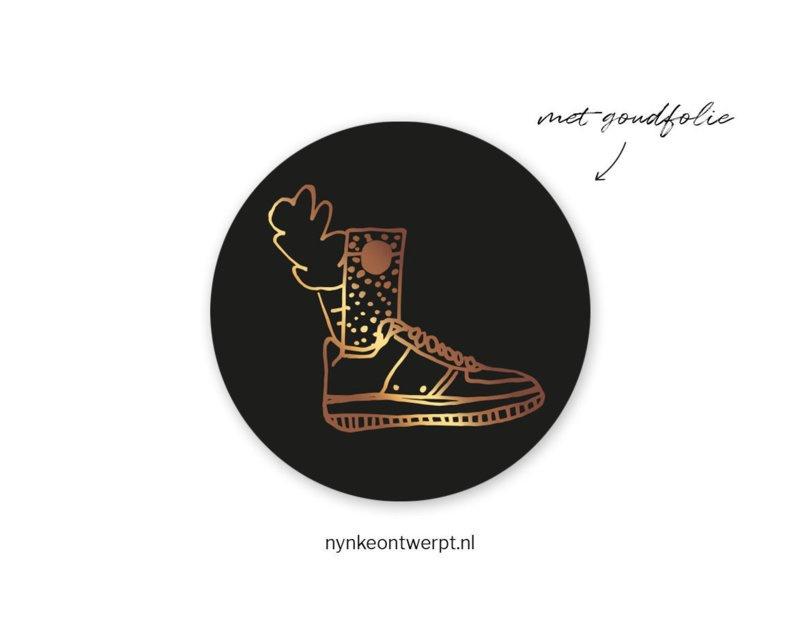 Sticker | Schoen zetten