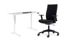Een Deluxe bureau volgens de Arbo regels