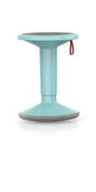 Interstuhl UPis1 kruk ijsblauw