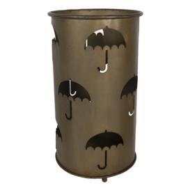 paraplubak brons