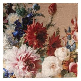 Plaid bloemen klassiek