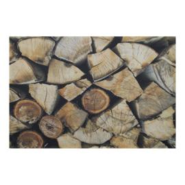 deurmat hout