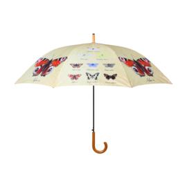 paraplu vlinderverzameling