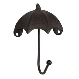 Wandhaak paraplu