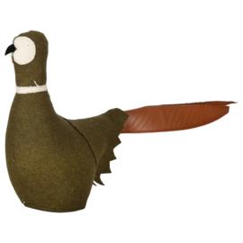 deurstopper vilt fazant