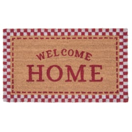 deurmat kokos Welcome Home