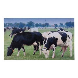deurmat koeien