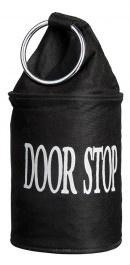 deurstopper ring zwart