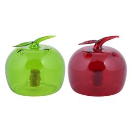 fruitvliegenval appel rood