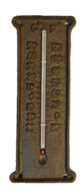 thermometer gietijzer