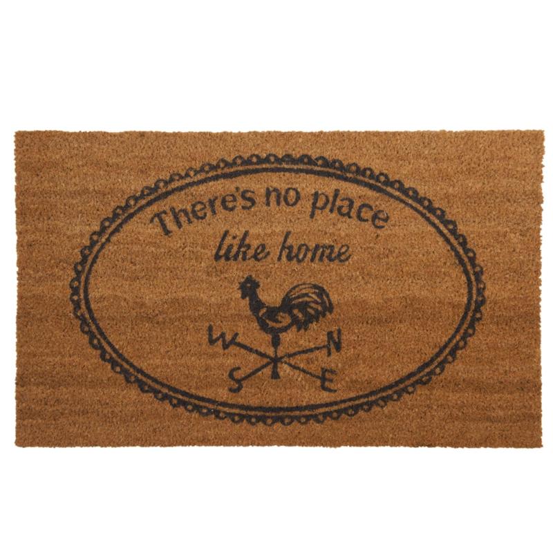 deurmat kokos  There's no place..