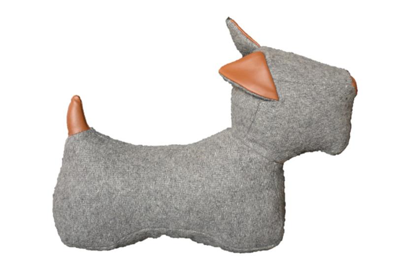 Deurstopper hond terriër