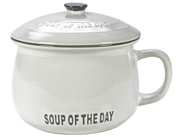 soepkop Soup of the day