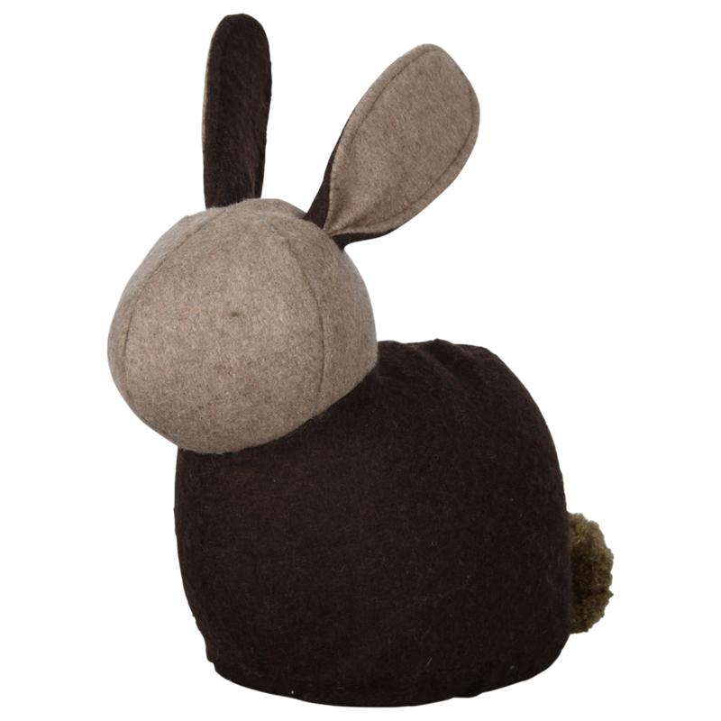deurstopper konijn vilt