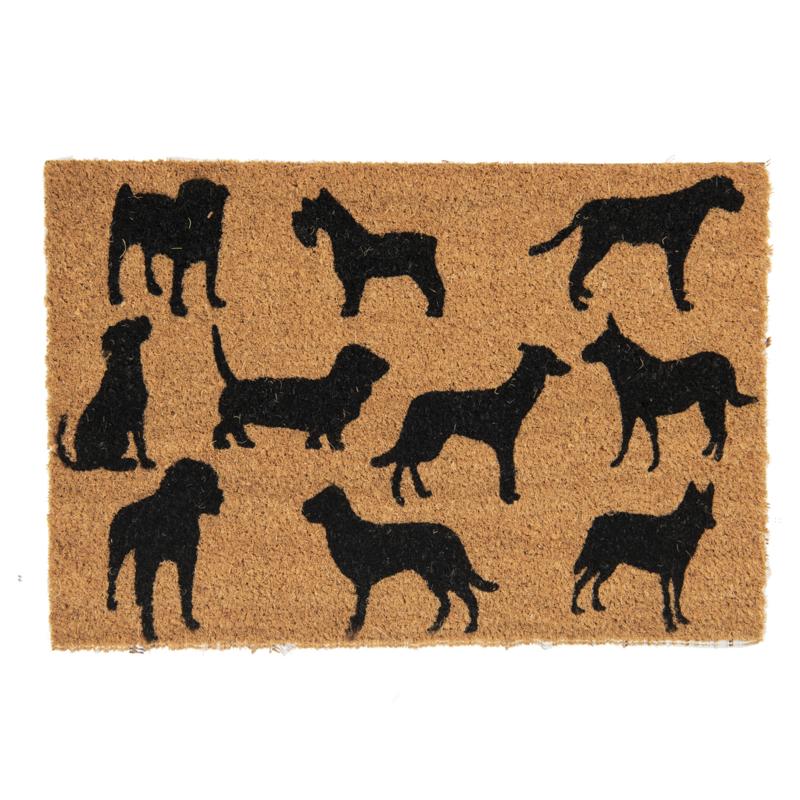kokos deurmat honden