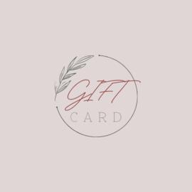 Gift Card €5,00