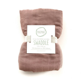 Swaddle | Misty Rose | Mae Mae